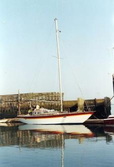 A Robert Tucker designed T35