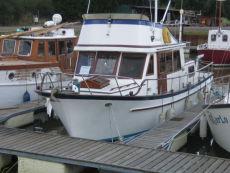 35' Chien Hwa Trawler Yacht