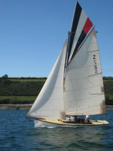Westmacott Gaffer, Wagtail Z5