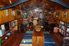 Beautiful Dutch Barge - New Price
