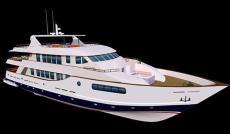 2016 CUSTOM YACHT Motor Yacht Explorer 110