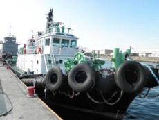 34mtr Harbour Tug