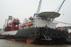 NEW BUILDING ORDER/CHARTERING 2000/3000 T DERRICK PIPELAY BARGE