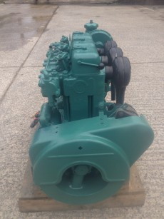 Volvo Penta MD17c 36hp Marine Diesel Engine Package