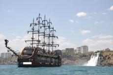 2012 Pirate Ship