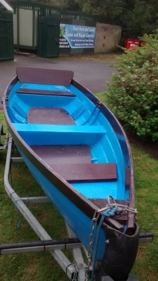 Used Rowing Skiff