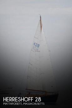 1978 Herreshoff 28