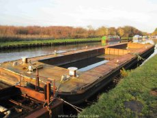 22.05 metre Hopper Barge - Ideal to convert to houseboat