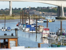 Barge Moorings Available - South East