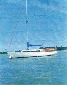 QUEST - 34' Van de Stadt Bermudan Sloop