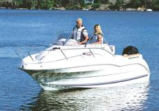 Quicksilver Activ 540 Cabin with 50Hp Mariner 4stroke