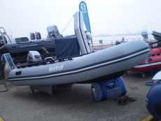 BOMBARD AEROTEC 380 LIMITED EDITION INFLATABLE SPORTS BOAT BY ZODIAC