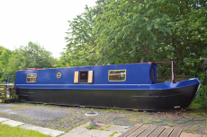 BRAND NEW 45ft Cruiser Stern Narrowboat by J&T Fabrications