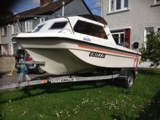 Seahog hunter/15.5ft dory boat