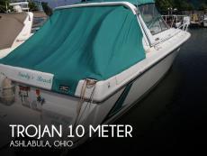 1990 Trojan 10 Meter