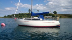 MIRAGE 28 1982 RE-ENGINED 2003 £8950 price reduced
