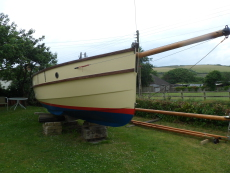 Cornish Crabber 24, 1978 GPR