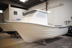 PESCADOR 700 FORWARD WHEELHOUSE
