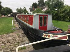NARROWBOAT NEW BESPOKE BUILD & EX-DEMO'S.