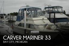 1979 Carver Mariner 33