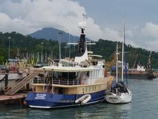 Expedition Yacht-Converted German Tug