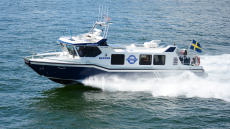 Exclusive taxi boat MENTOR for sale.