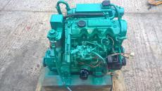 Daihatsu CLMD 25 / 30 Lifeboat Marine Diesel Engine