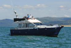12 metre Steel Cruiser Motor Yacht