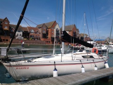 Beneteau First 30 owner selling