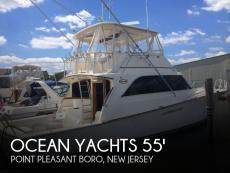1989 Ocean Yachts 55 Sport Fish