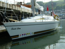Feeling 850 - Sailing Yacht