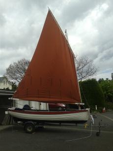 14' Sailing Dinghy