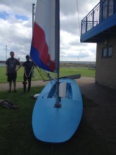 Topper Sailing Dinghy £700 ono