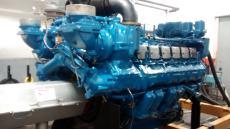 4 x MTU Engines 12V396 TE 74 L year 1991
