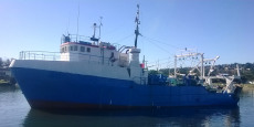 112' REFRIGERATED TRAWLER