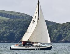 Atalanta 26 - 4/6 berth sailing yacht