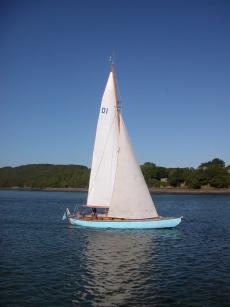 Tumlare Classic yacht SUSMAR