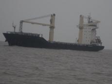 8,000dwt / 626TEU Multi-Purpose Cargo Sh