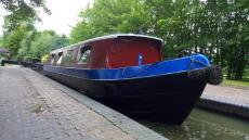Caveat Emptor 40' Narrowboat