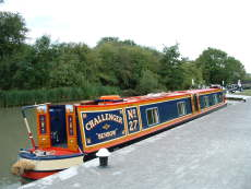 Benbow - 62ft Narrowboat 8% Share