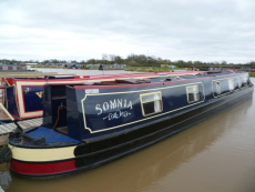 Somnia - 58ft Semi-Trad 1/12th Share