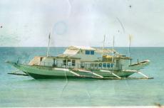 Cargo/Passenger Boat