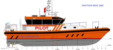 16 METER STEEL PILOT BOAT - SHORT DELIVERY