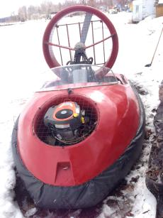 NEW custom built 12' hovercraft