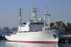 78mtr Patrol/ Research Vessel