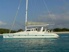 1997 VOYAGE YACHTS 500