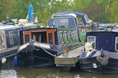 44ft Cruiser Stern Narrowboat