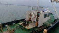 30ft Steel Work Boat