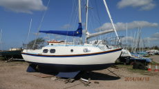 Classic Westerly Windrush 25 1968