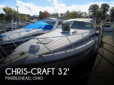 1987 Chris-Craft 320 Amerisport Express